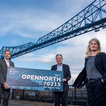Barron Williams is a proud supporter of the Open North Foundation